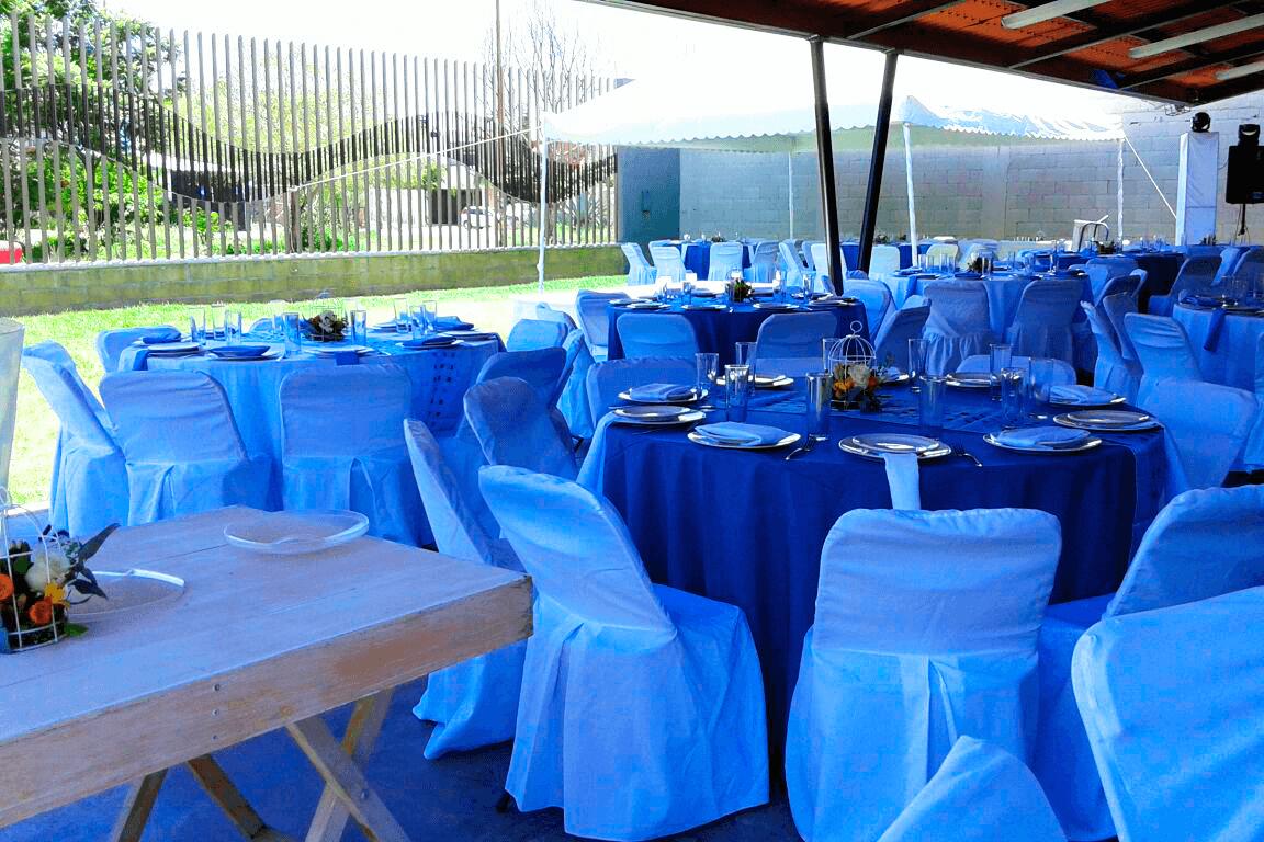 Salón Jardín Terraza Omega Para Eventos Y Fiestas